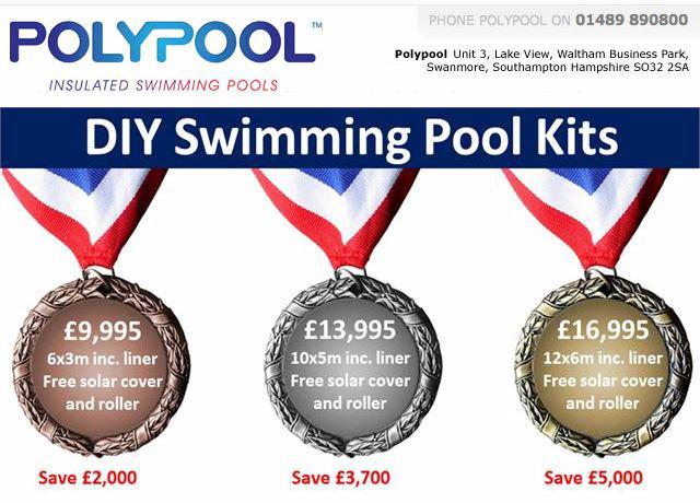 Go For Gold Swim In Time For The Olympics Do I Need Planning Permission