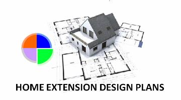 Home Extension Design Plans